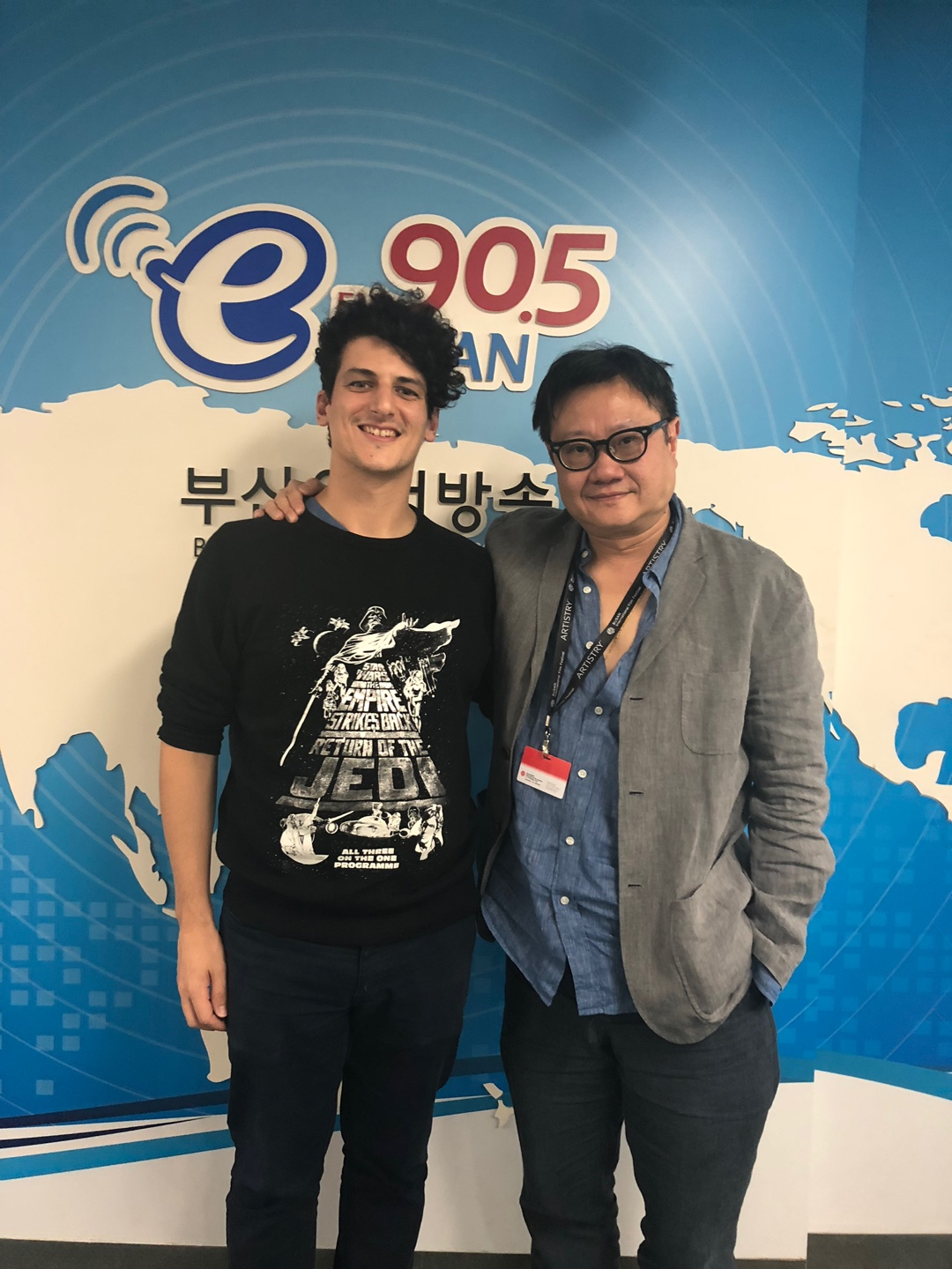 2018 BIFF Special Interview with Director Eric Khoo Photo