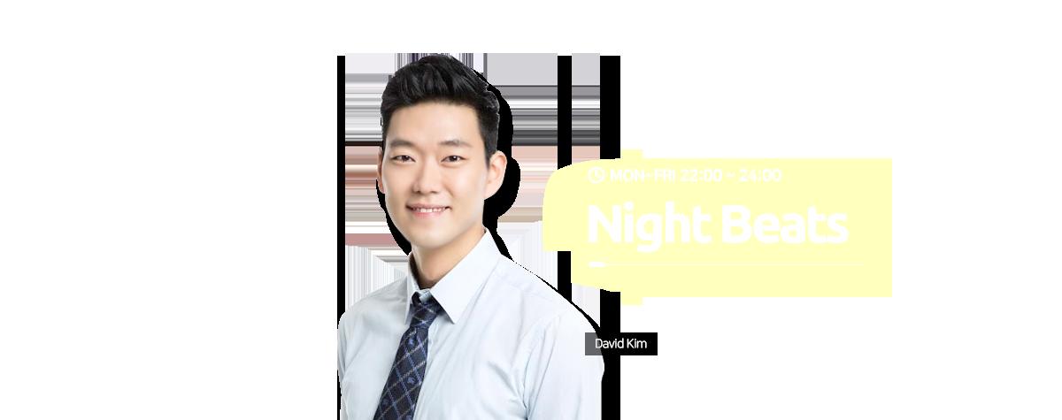 Night Beats MON-FRI 22:00~24:00