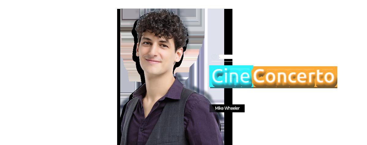 Cine Concerto SAT-SUN 18:00~20:00