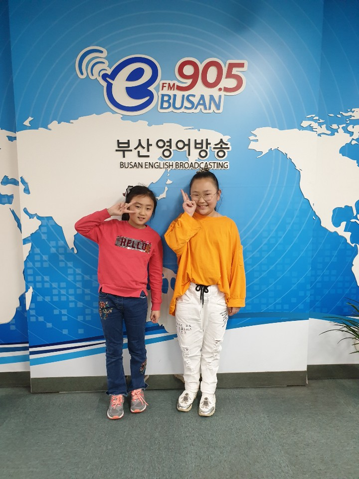 2019 BeFM School Reporters #06 창신초등학교 팀 이미지